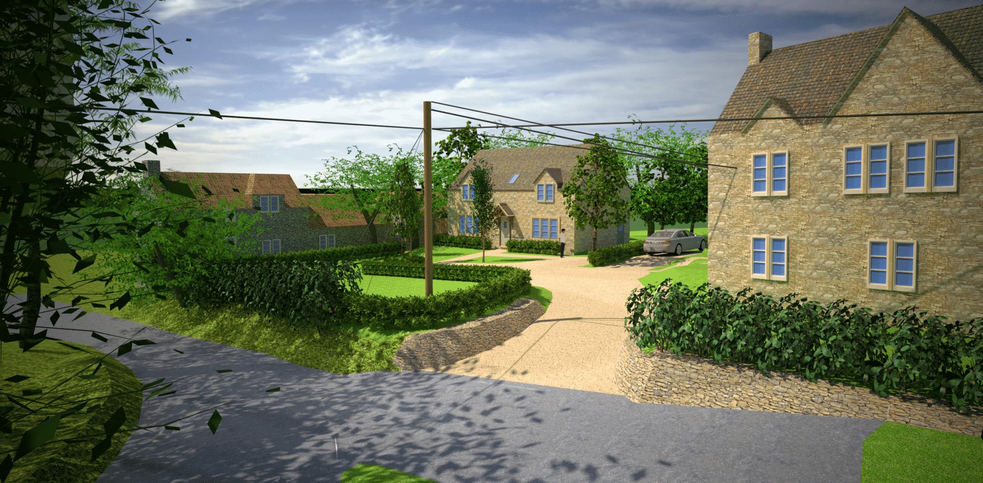 bristol 3d modelling, bristol 3d visualisations, realistic 3d modelling, realistic rendering